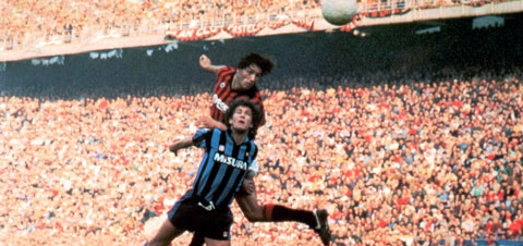 Hateley AC Milan 1984 Inter