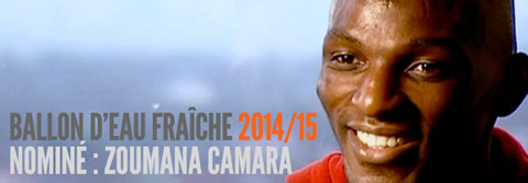 Ballon d'Eau fraîche 2014/2015 ZCamara