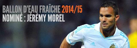 Ballon d'Eau fraîche 2014/2015 Morel