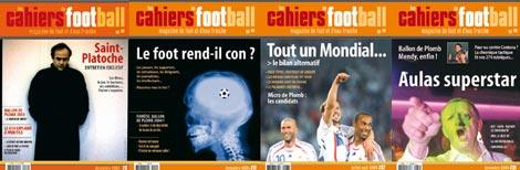 Un guide ultime pour enfin comprendre le foot, par les Cahiers du Foot
