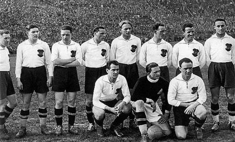 Resultado de imagem para coupe du monde  AUTRICHE  1934