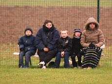 LES CAHIERS DU FOOTBALL... Banc-amateurs