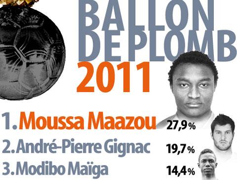 Ballon de Plomb 2011 Bdp2011-podium