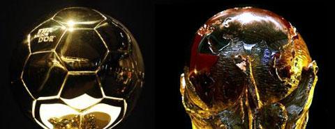 La mal diction du ballon d 39 or les cahiers du football - Ballon de la coupe du monde 2014 ...
