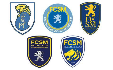 Blasons maudits 2 les cahiers du football - Fc sochaux logo ...